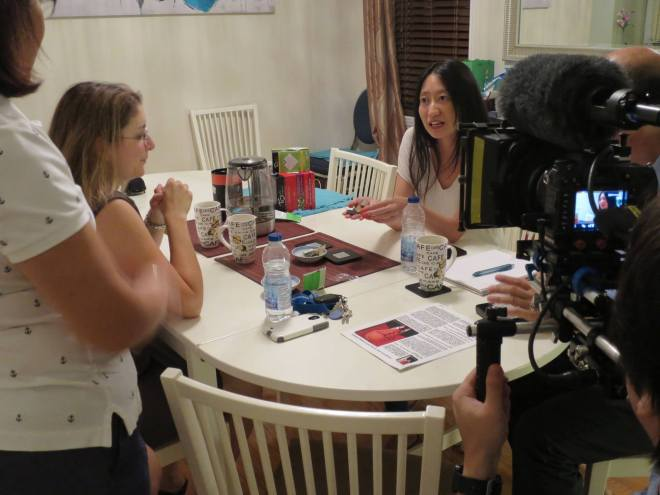 kimberley chan in seen and heard documentary